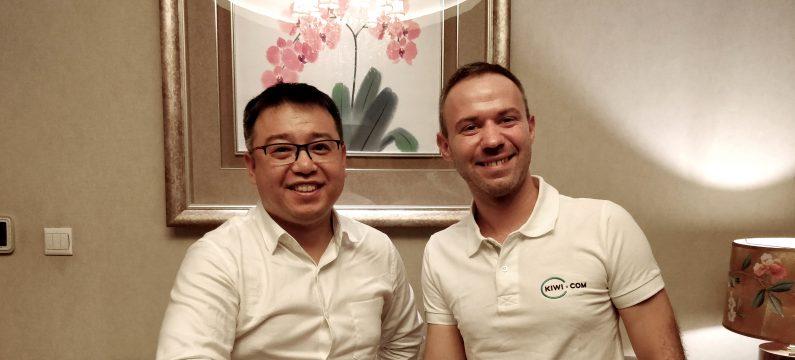 Tongcheng-Elong and Kiwi.com form new partnership