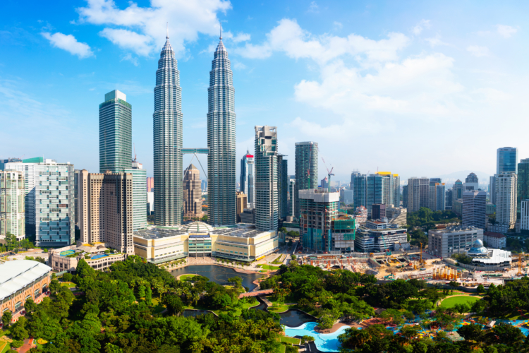 Malaysia is one of the countries where the program is running — Shutterstock AirAsia BIG