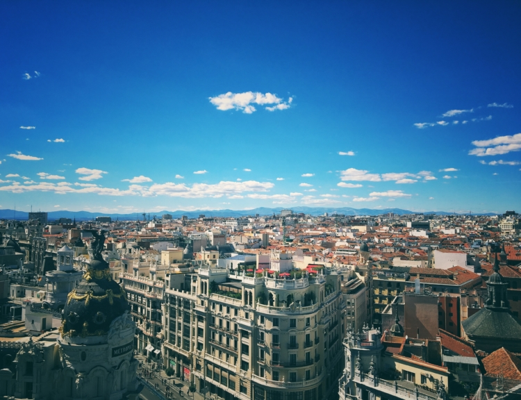 We want to make sure our customers spend as little time queuing in Madrid as possible — Abhishek Verma / Pexels Madrid